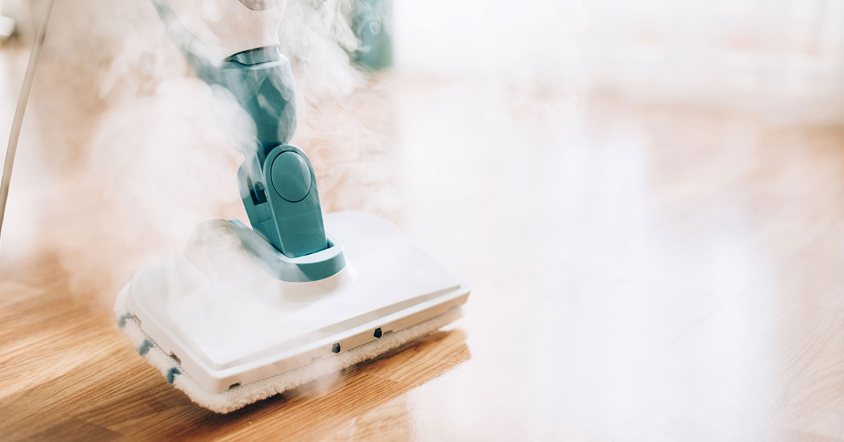 parny stroj na dezinfekciu domacnosti alebo kancelarie