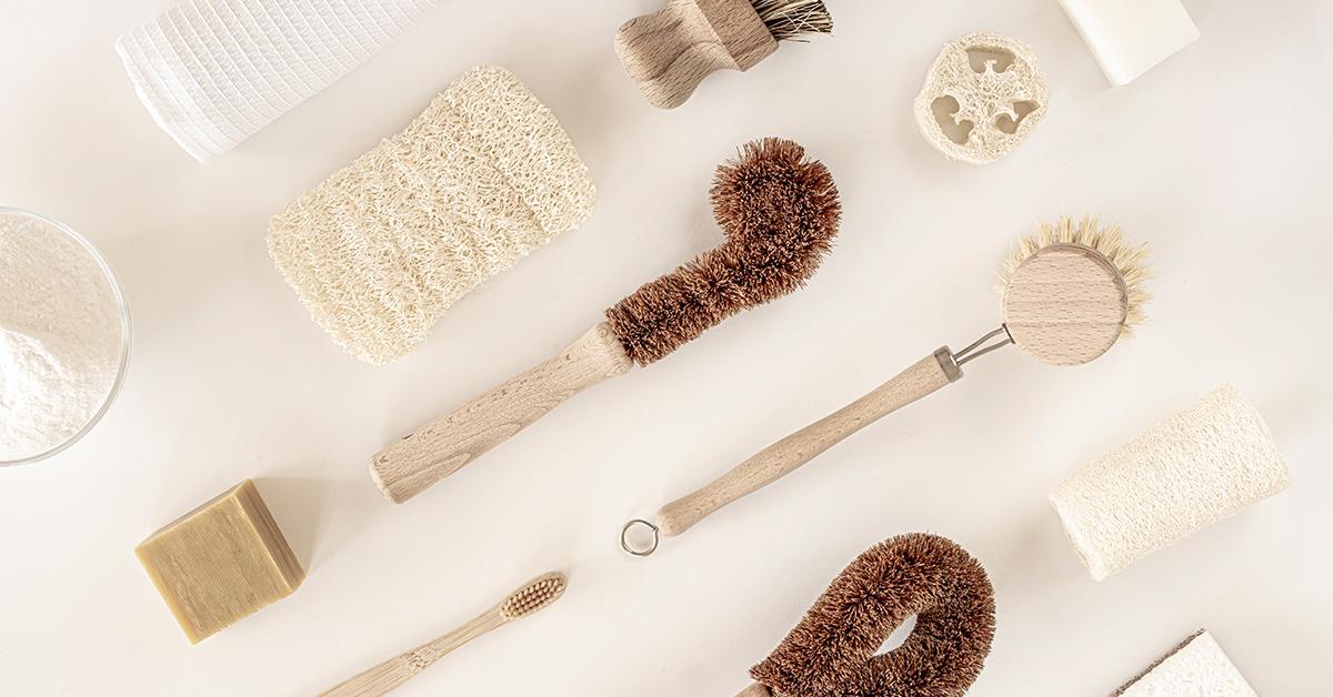kefky hubky a mydla na ekologicke cistenie